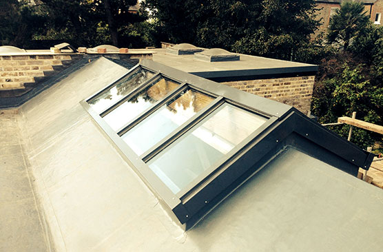 Residential Lantern Rooflight